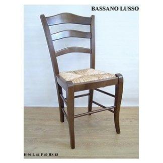 Sedia Bassano Lusso