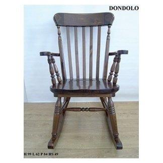 Sedia Dondolo