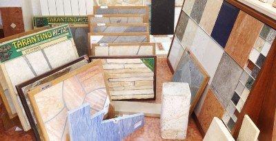 panelli di marmo