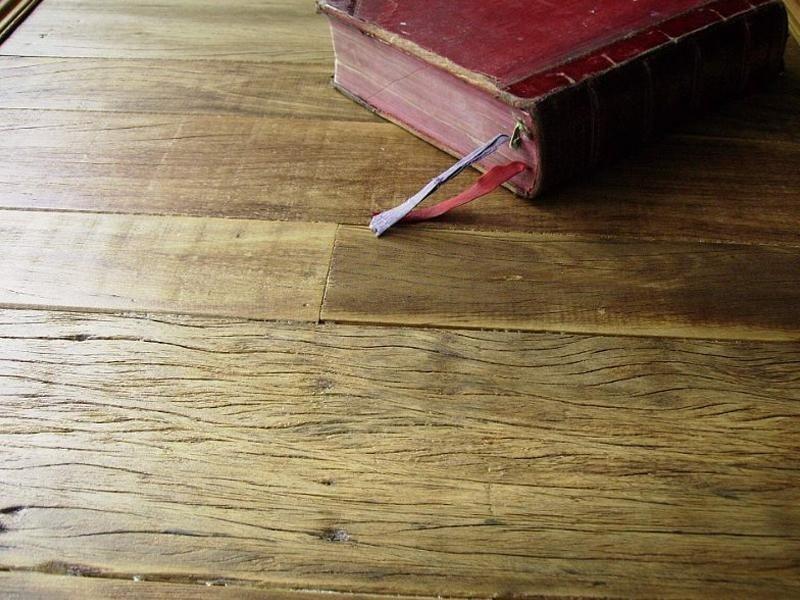 Parquet in legno massello