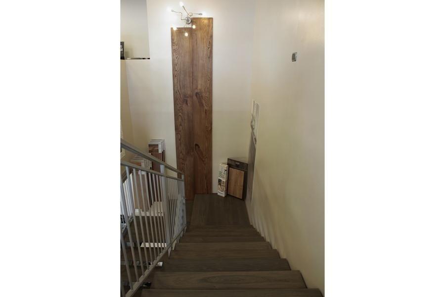 Scale in legno