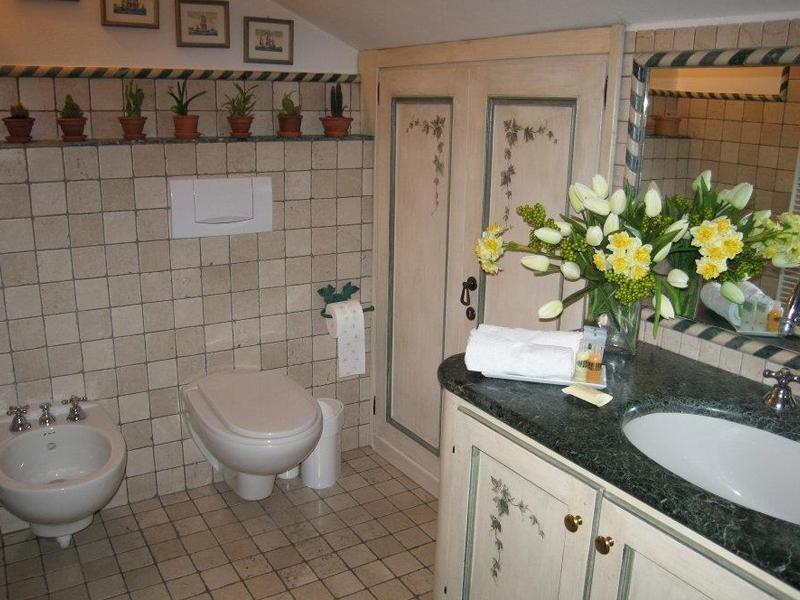 Toilette in ceramica