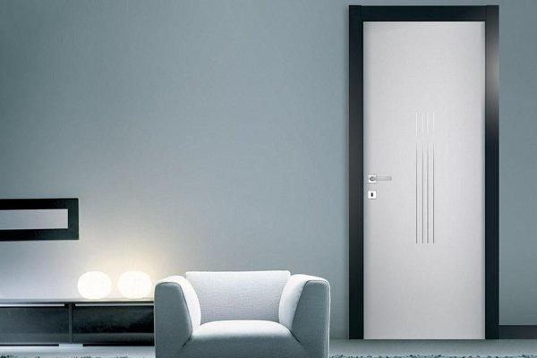 Porta in stile moderno