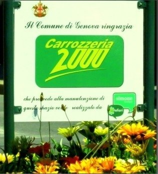 Servizi Carrozzeria 2000 a Genova, carroattrezzi Genova