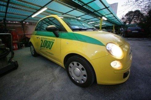 Servizio di auto sostitutiva