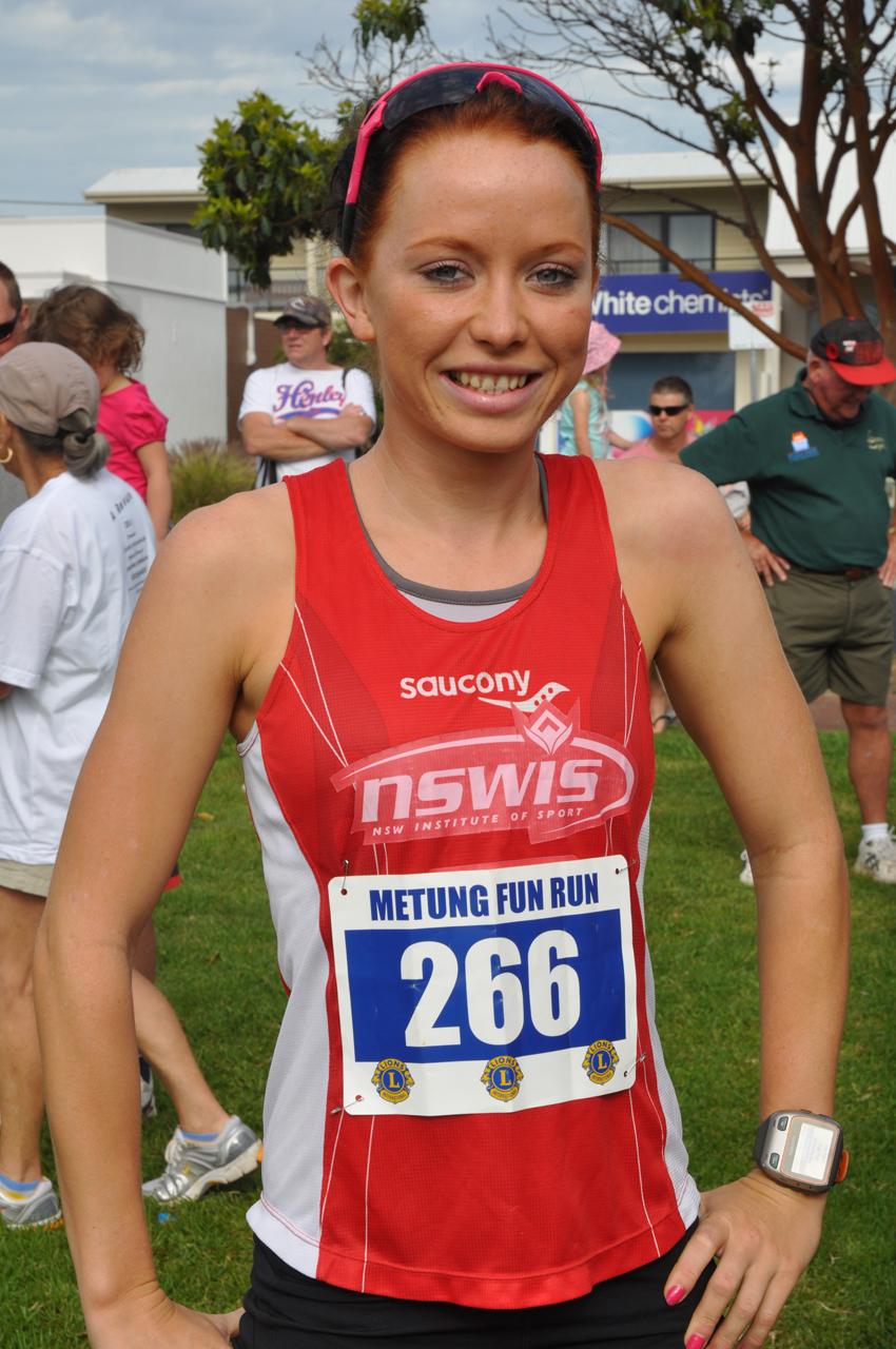 fun run participants winner