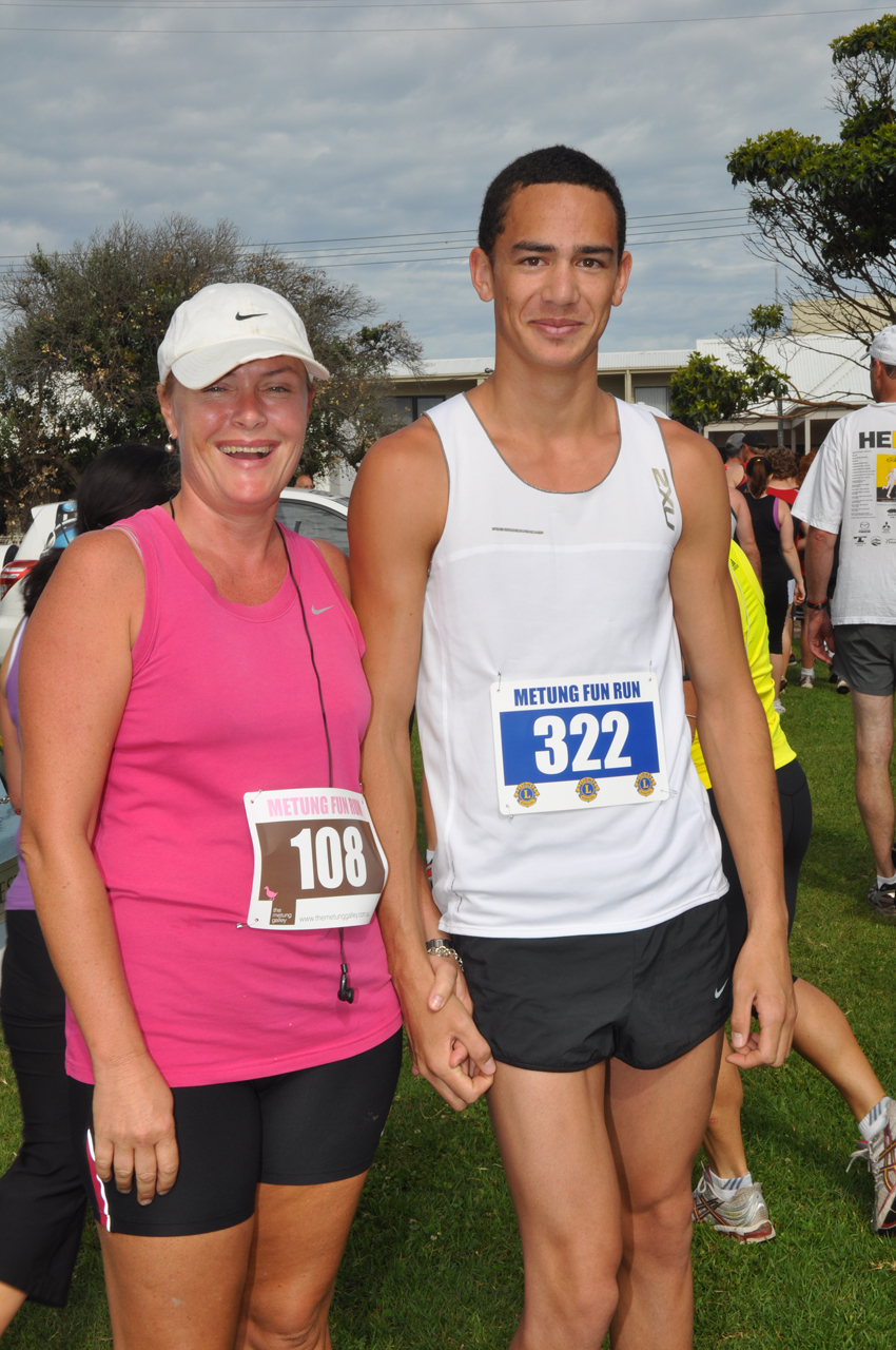 Metung Fun Run Courses participants