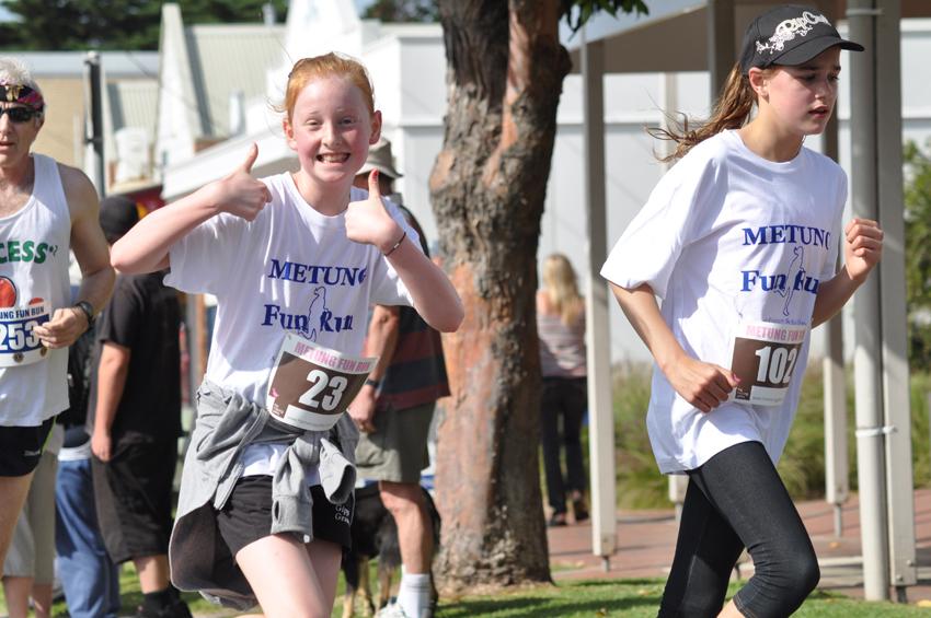 Metung Fun Run Courses