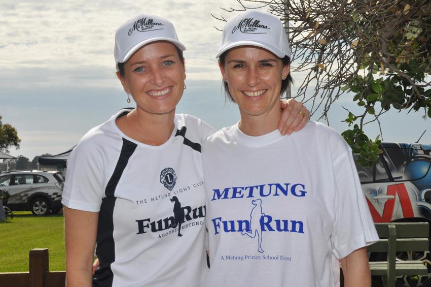 10km fun run participants