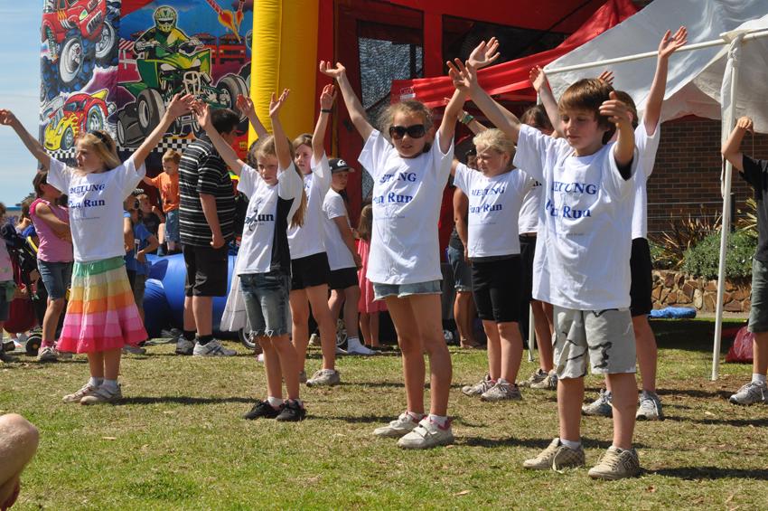 Metung Fun Run Courses events