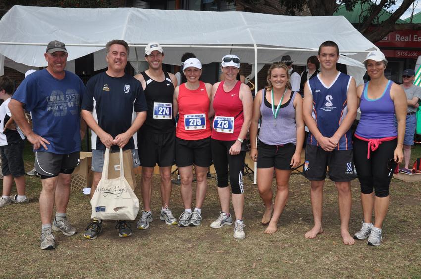 Metung Fun Run Courses winners