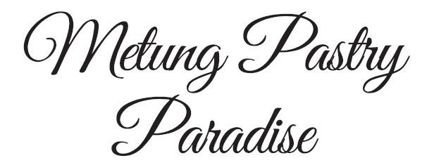 Metung Pastry aradise
