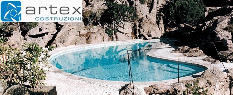 piscina costruita