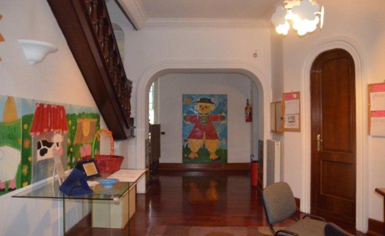asilo nido bilingue roma
