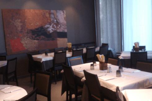 Tanti piatti deliziosi in un ambiente moderno