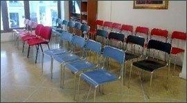 sala per assemblee condominiali