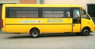 scuolabus aguzzoli