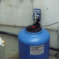 sistemi trattamento acqua