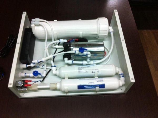 sistema osmosi inversa