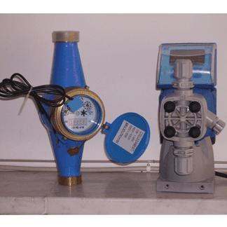 sistema clorazione