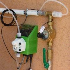 sistema di clorazione