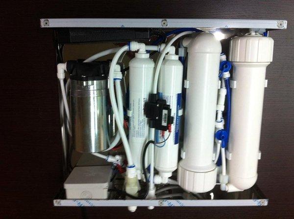 impianti trattamento osmosi inversa