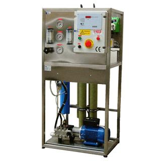 sistema ad osmosi inversa