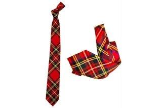 Cravatta scozzese