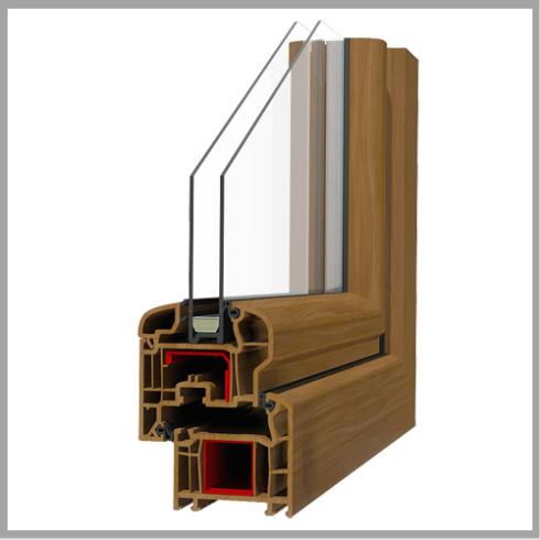Serramenti in PVC Q-FORT