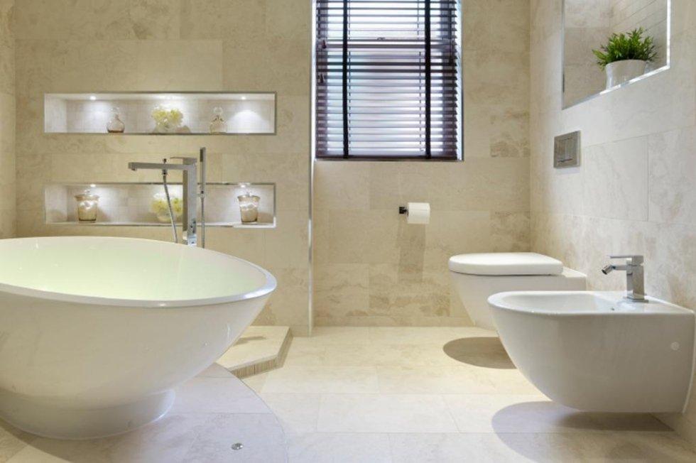 Sanitari mobili per il bagno