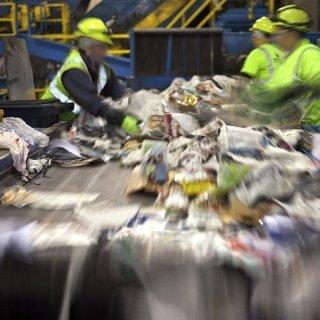 reciclo rifiuti