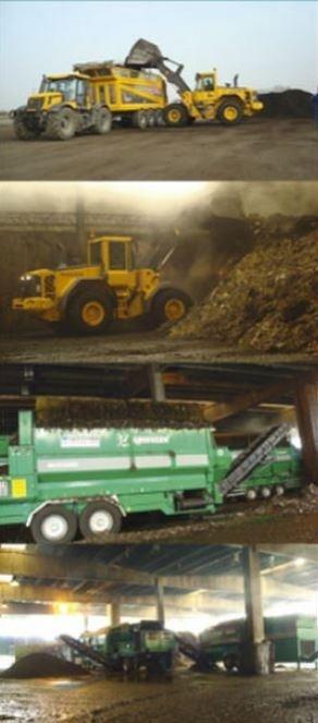 smaltimento rifiuti organici