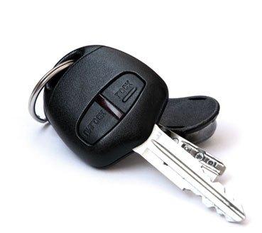 chiavi di un auto