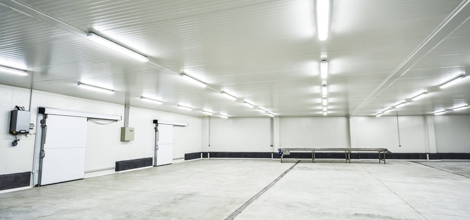 Industrial Freezer Rooms - Perfect for Business