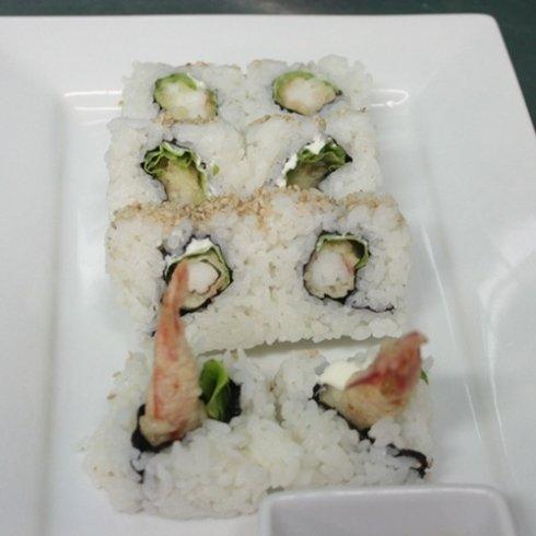 ebi ten maki, cucina giapponese