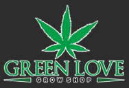 GREEN LOVE GROW SHOP - LOGO