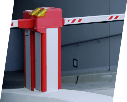 High-quality automatic barriers
