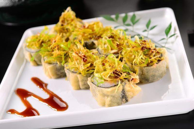 cucina cinese e giapponese