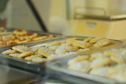 assortimento biscotti secchi