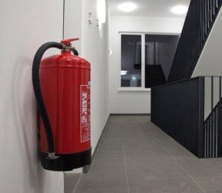 attrezzatura antincendio, materiale antincendio