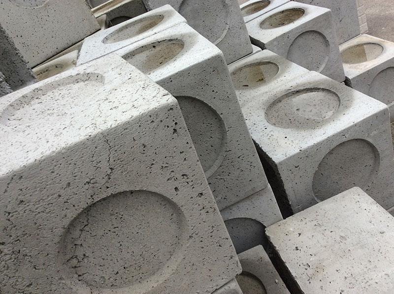 manufatti cemento