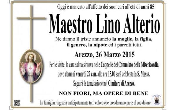 necrologio Misericordia di Arezzo Onoranze Funebri