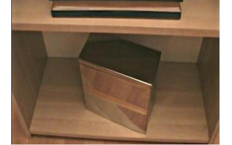 urna funeraria in legno