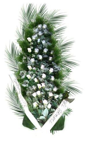 cuscinoamazzo fiori composizione