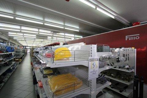 Vendita di articoli tecnici e industriali