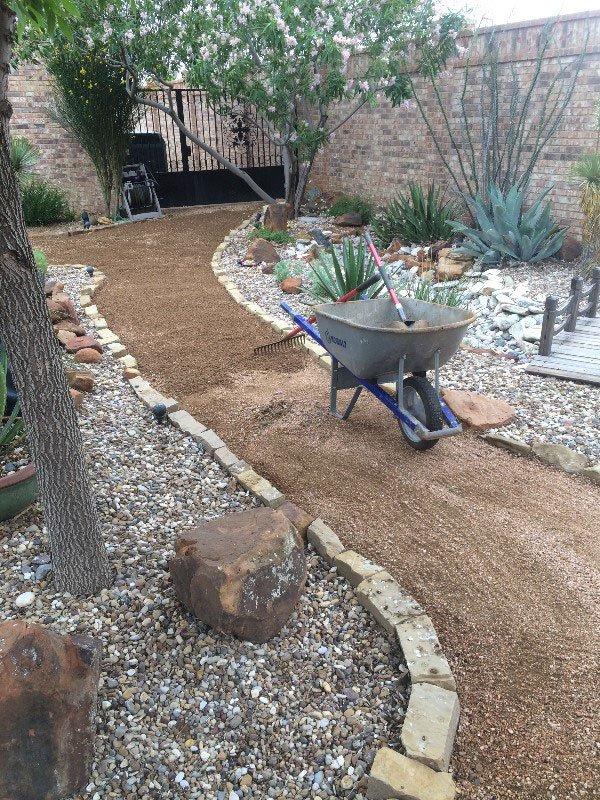 Landscaping Rocks Odessa, TX