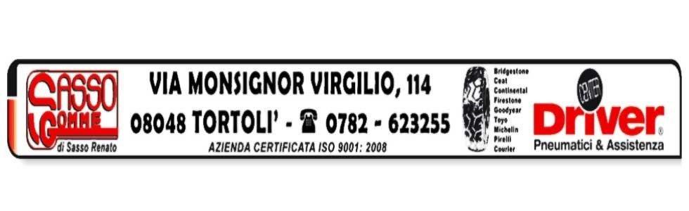 SASSO GOMME di LUCIANO & MARCO SASSO  gommista tortoli