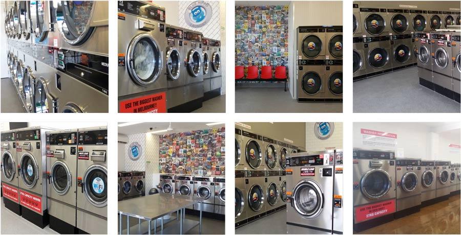 gallery of washing machines