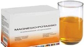 integratore di potassio, integratore di magnesio, prodotti dietetici