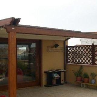 Coperture per terrazzi e giardini - Oristano - TENCOR